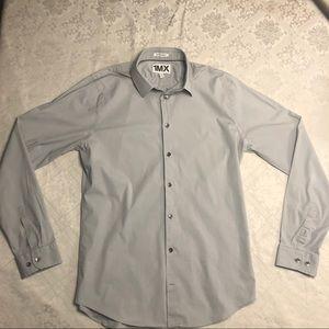 Express 1MX extra slim fit dress shirt